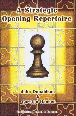 A strategic opening repertoire