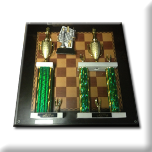 Chess Trophies, Awards and Medals