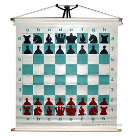 chess demo board